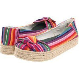 Zigi Rock & Candy 7 Highlight Espadrille Shoes